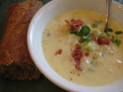 winter reuben sandwich baked potato soup